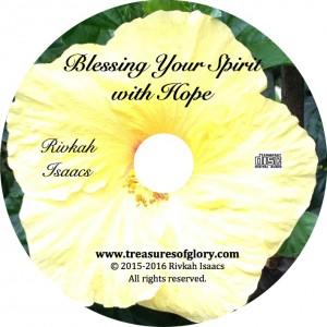 5.19.16 Hope Blessings CD Label