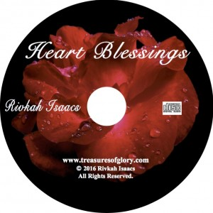 Heart Blessings CD Cover 1
