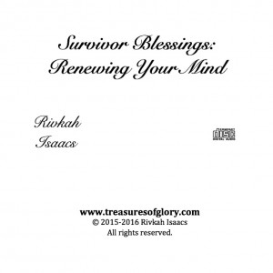 Survivor Blessings CD Label